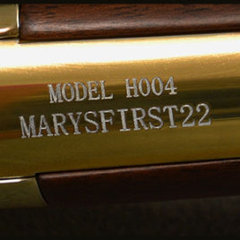 Golden Boy (H004) .22LR, .22MAG, .17HMR with Special Serial No. Only-No Engraving
